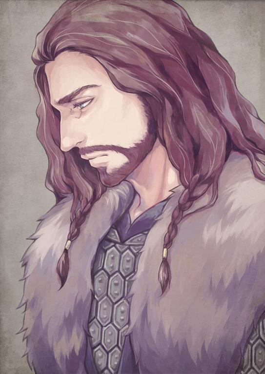 Thorin Oakenshield The Hobbit Fan Art 36688211 Fanpop