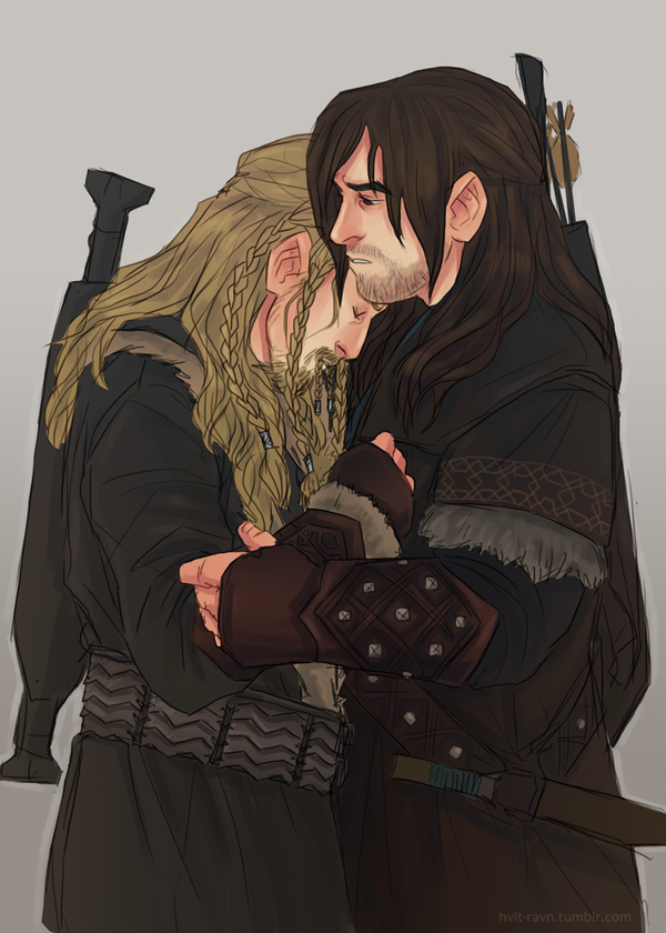 Fili u0026 Kili - The Hobbit Fan Art (36688230) - Fanpop
