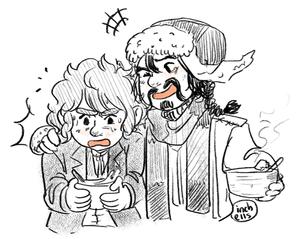 Bilbo & Bofur