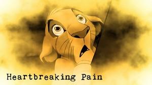Heartbroken Simba