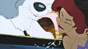 Walt 디즈니 Screencaps - Max & Princess Ariel
