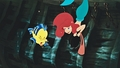 Walt Disney Screencaps - menggelepar, flounder & Princess Ariel
