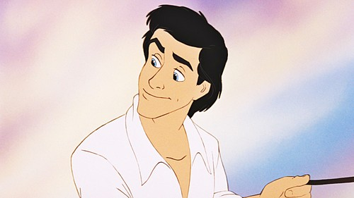 The Little Mermaid wallpaper probably with anime entitled Walt Disney Screencaps - Prince Eric