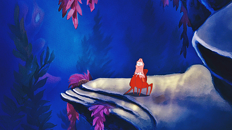 Walt Disney Screencaps - Sebastian