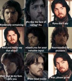 The many faces of Athos