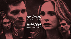 i'm دوستوں with the monster that's under my بستر get along with the voices inside of my head