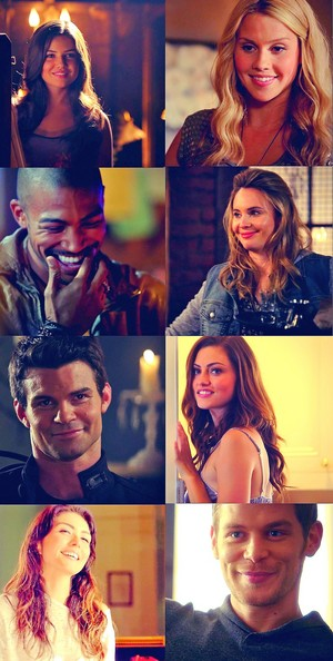 the originals smiles
