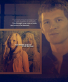 Klaus and Caroline - the-originals-tv-show fan art