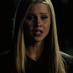 """""""He's gone, Elijah. There was nothing I could do to stop it."""""""