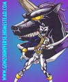Merrick Baliton - Lunar Wolf Ranger (Wild Force) - the-power-rangers photo