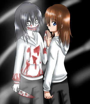 Jeff the killer before