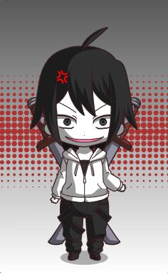 chibi Jeff the Killer