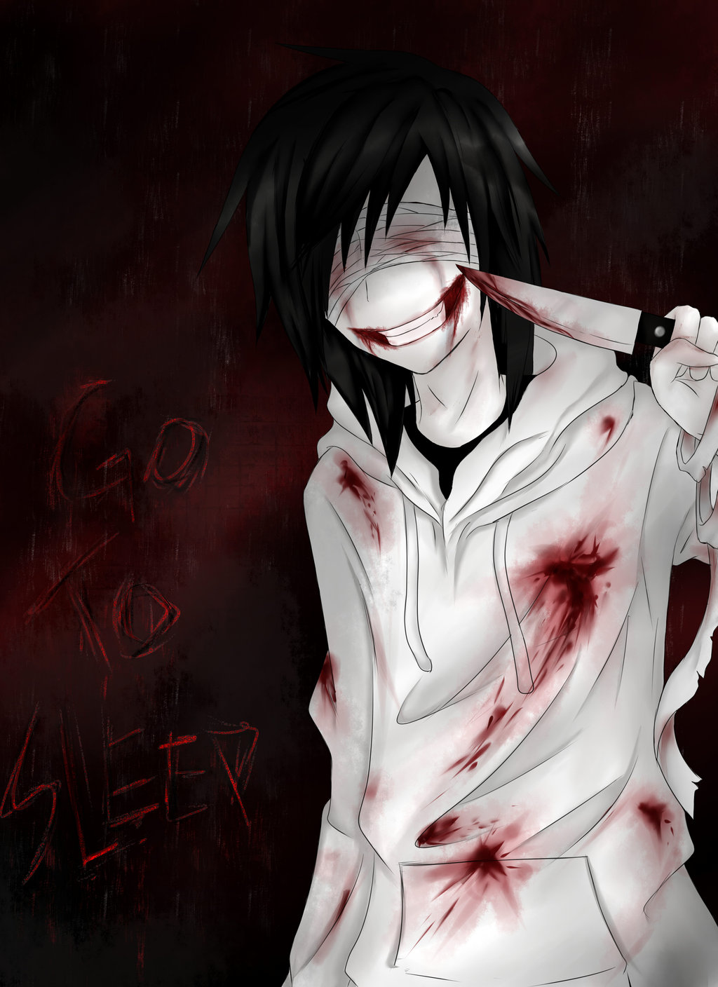 The True Me Images Jeff Killer HD Wallpaper And Background Photos