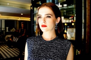 Australian Promo Pictures with Zoey Deutch
