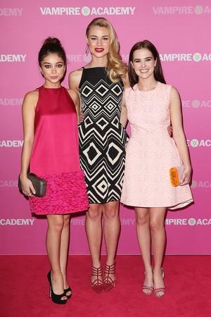 Zoey, Lucy, Sarah @ Australian VA premiere