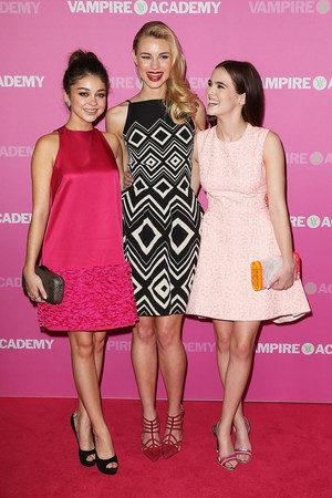 Vampire Academy Movie Premiere in Australia