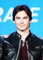 Ian Somerhalder  - the-vampire-diaries-tv-show photo