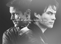 Damon and Alaric  - the-vampire-diaries-tv-show fan art