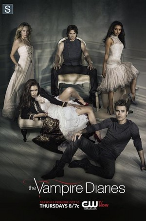The Vampire Diaries - Season 5 - New Cast Promotional fotos