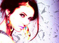 Nina Dobrev effects - the-vampire-diaries-tv-show fan art