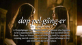 Doppelganger - the-vampire-diaries-tv-show fan art
