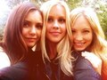 Nina Claire Candice - the-vampire-diaries photo