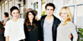 The Vampire Diaries cast - the-vampire-diaries photo