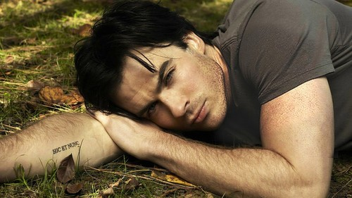 diários do vampiro wallpaper called Ian Somerhalder