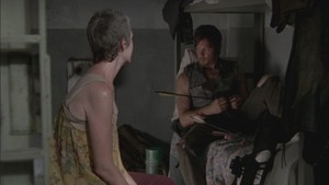 Carol Screencap, '3x11: I Ain't a Judas'
