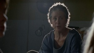 Carol Screencap, '4x01: 30 Days Without an Accident'