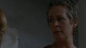 Carol Screencap, '4x02: Infected'