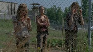 Carol Screencap, '4x02: Infected'