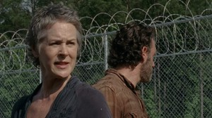 Carol Screencap, '4x03: Isolation'
