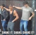 The Wanted Shake it, shake, shake it! - the-wanted fan art