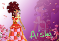 Layla: Season 6 Dress - Wallpaper - the-winx-club fan art