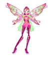 Roxy Bloomix. - the-winx-club fan art