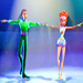 Winx On Ice icone (Layla & Nabu)
