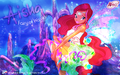 Aisha: Harmonix Wallpaper - the-winx-club wallpaper