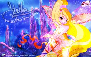 Stella: Harmonix Wallpaper