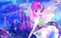 Tecna: Harmonix Wallpaper - the-winx-club wallpaper