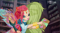 Bloom & Selina (Season 6 Episode 8) - the-winx-club photo