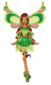 Layla Fleurix - the-winx-club fan art