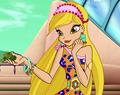 Stella~ Season Six Egyptian Outfit