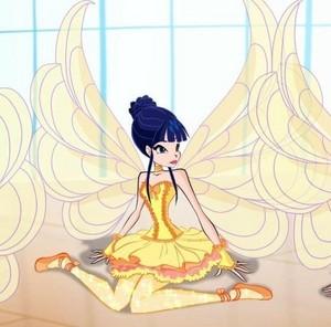 Musa~ Season Six Ballet Outfit