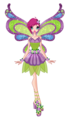 Tecna Fleurix - the-winx-club fan art