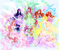 winx fanart  - the-winx-club fan art