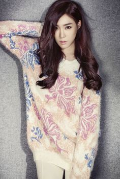 Tiffany Hwang wallpaper possibly containing a dashiki entitled ♥ Tiffany ♥