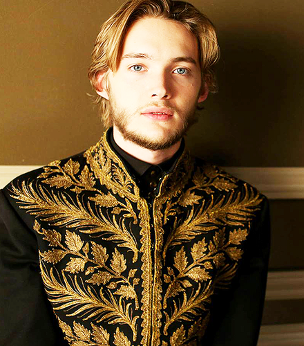 Toby Regbo wallpaper titled New Francis promo