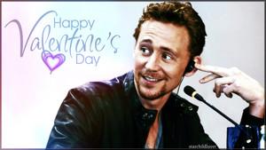 Tom Hiddleston ~Happy Valentine's 日