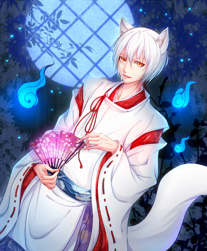 anime fox spirit wallpapers - photo #33